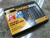 WORKZONE Sockets/Ratchet SOCKET SET